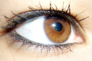 Eye contact is crucial in couple and family relationship.